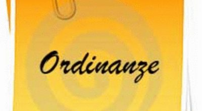 Ordinanze Sindacali n. 43 del 03/11/2020 –  44 -45 -46 del 04/11/2020 – 47 e 48 del 05/11/2020